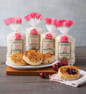 Cherry Blossom Signature English Muffins