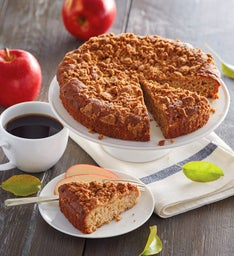 Special diets gluten free diabetic gift baskets wolfermans gluten free apple spice cake negle Images