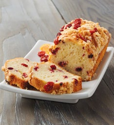Cranberry Orange Loaf Cake
