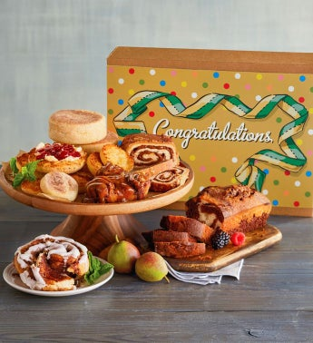 Mix and Match Congratulations Bakery Gift - Pick 6