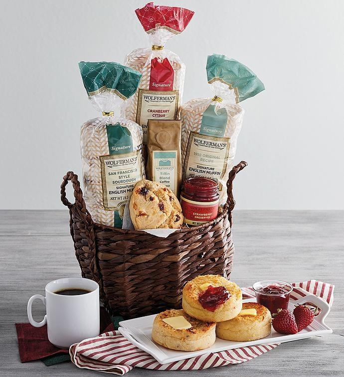 Christmas Cheer Gift Basket