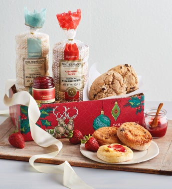 Holiday Morning Gift Box