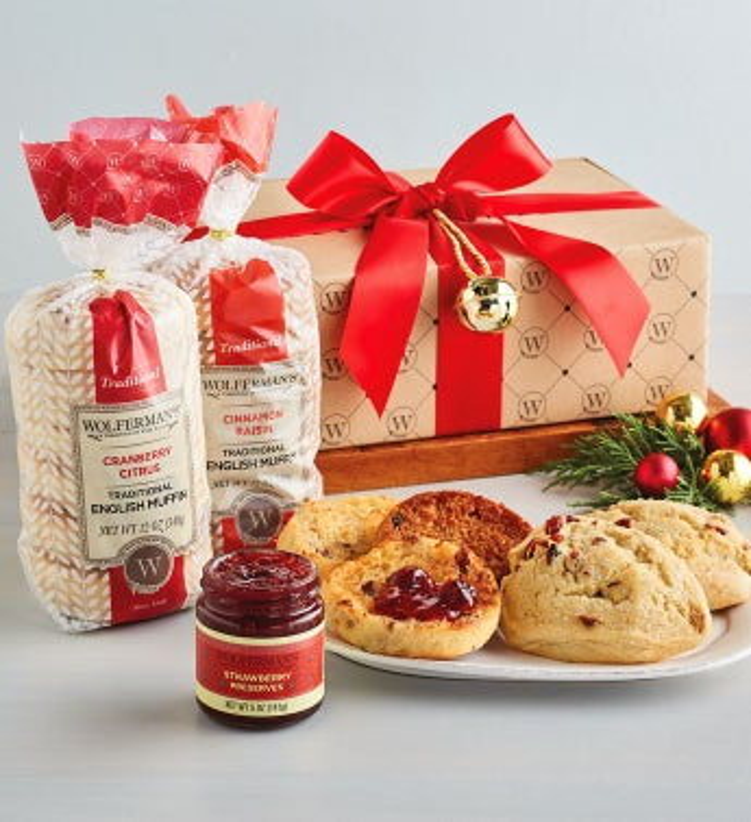 Festive Bell Gift Box