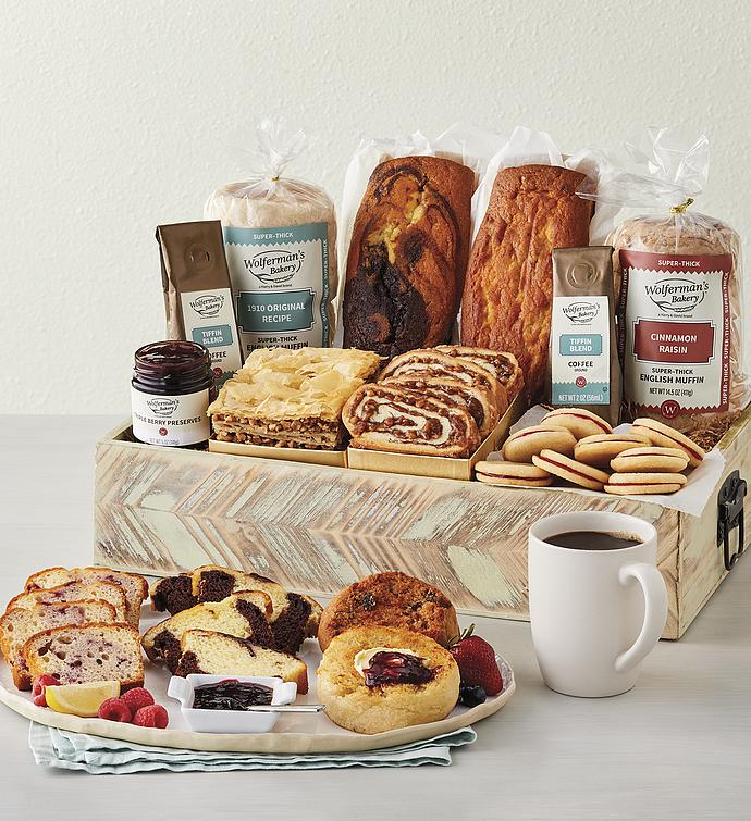 Wolferman's® Bakery Serving Tray