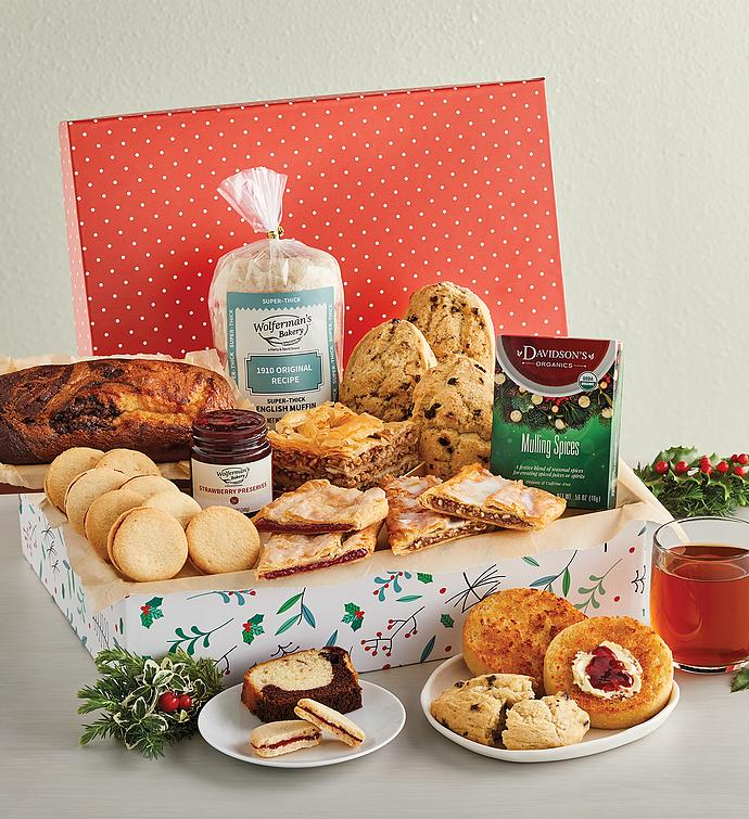 Christmas Bakery Box