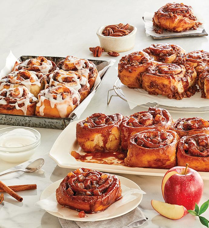 Mix & Match Sweet Rolls - 2 Trays