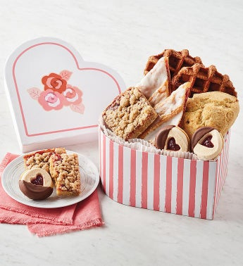 Valentine's Day Heart Gift Box