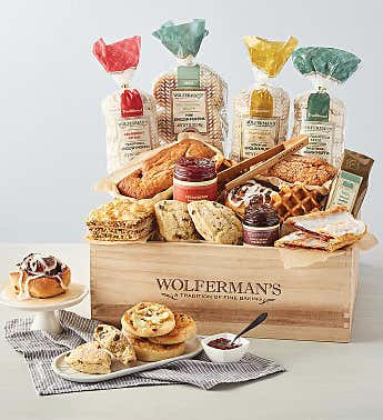 Bakery's Best Gift Crate­