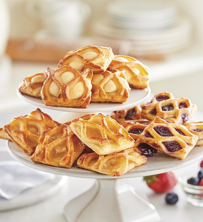 Mini Danish Lattice Assortment