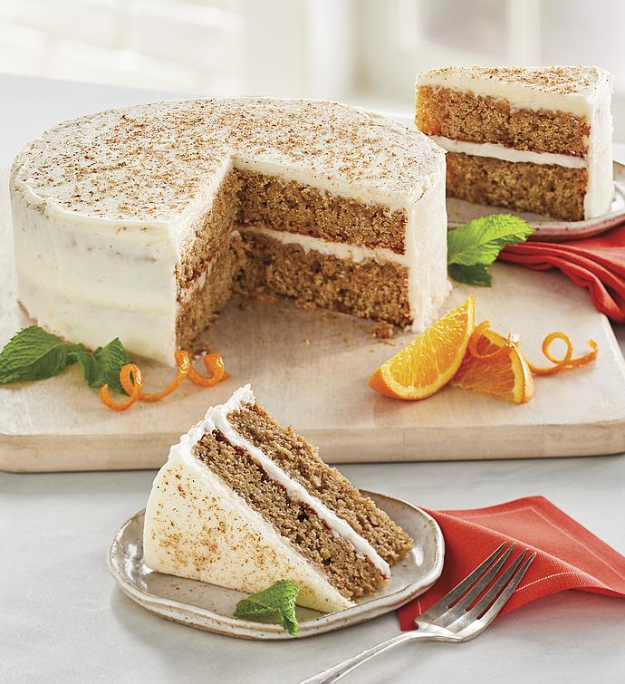 Spiced Layer Cake