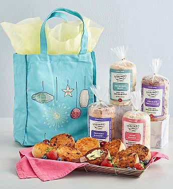Super-Thick English Muffins Tote Gift