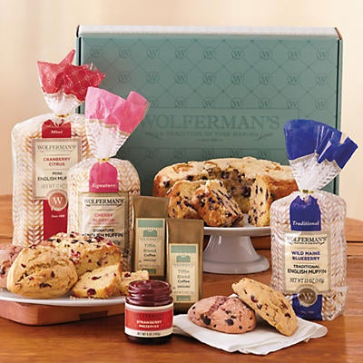 Grand Berry Breakfast Box