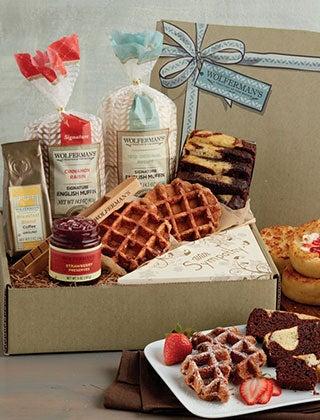 wolferman s gourmet baked goods muffins breakfast gifts